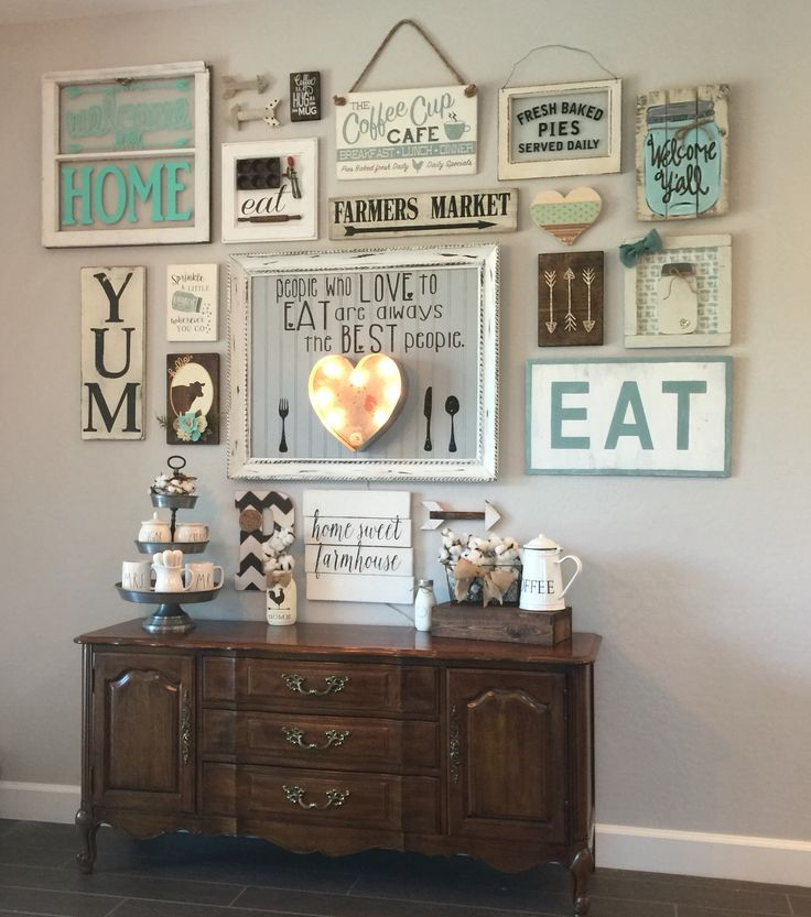 What Are Inexpensive Kitchen Wall Decor Ideas? | PrintMePoster.com Blog