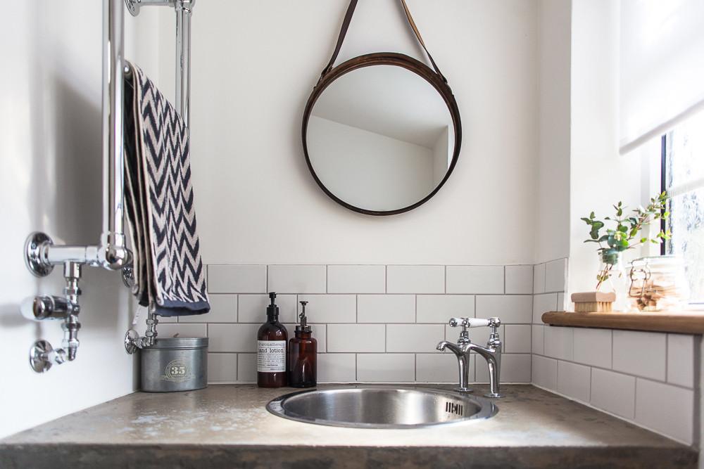 Captain Bathroom Mirror