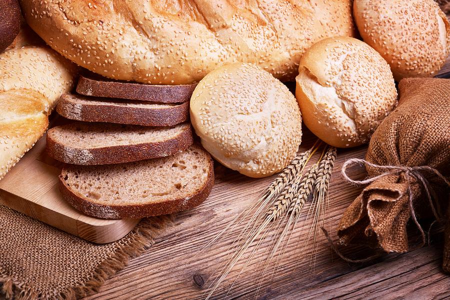 Fresh Bread Print