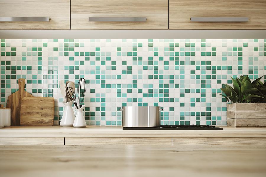 Mosaic Backsplash Design