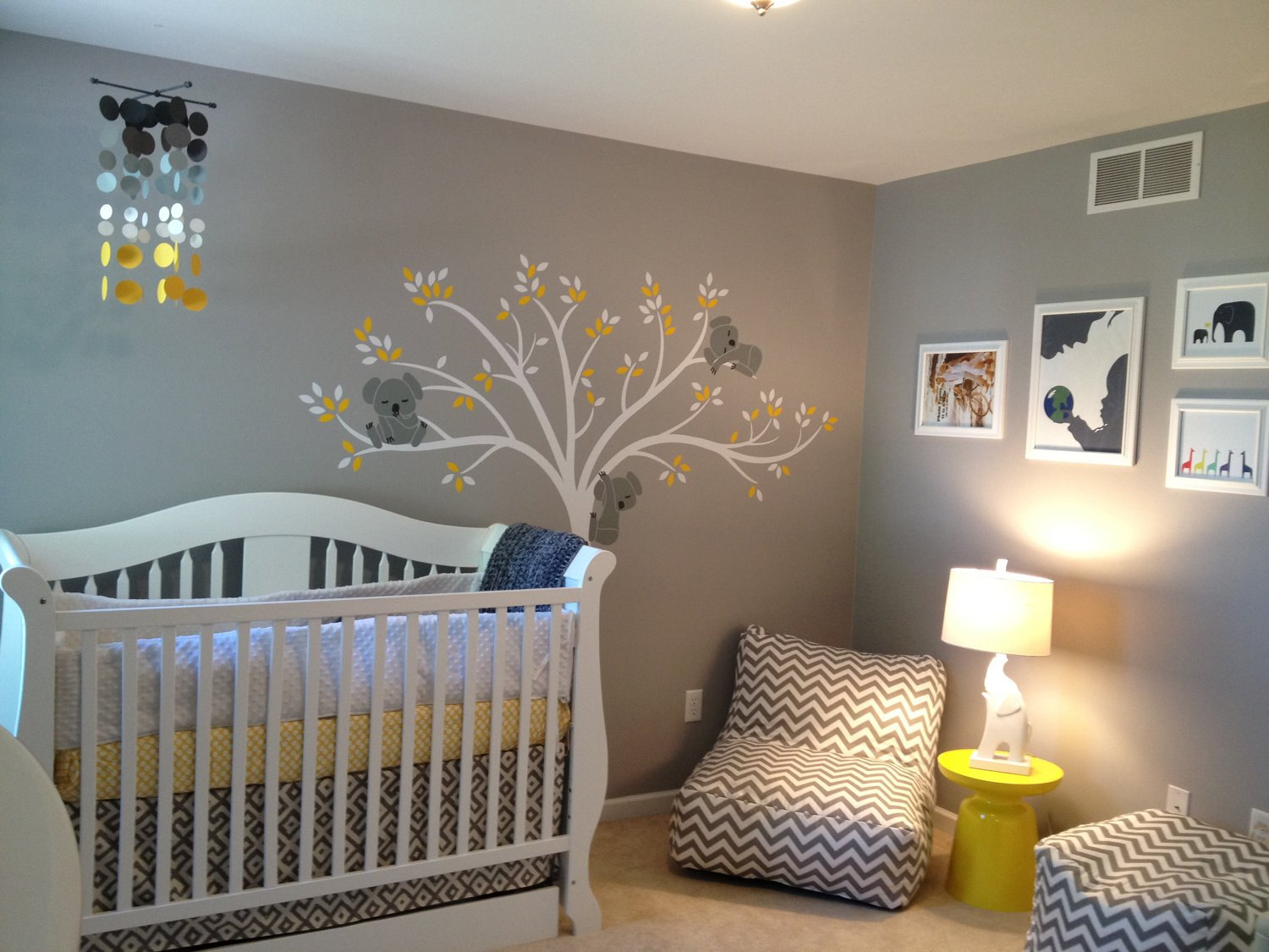 What Is The Best Nursery Wall Decor For Both Boys And Girls? |  PrintMePoster.com Blog