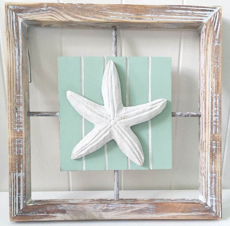 High Quality Starfish Wall Art