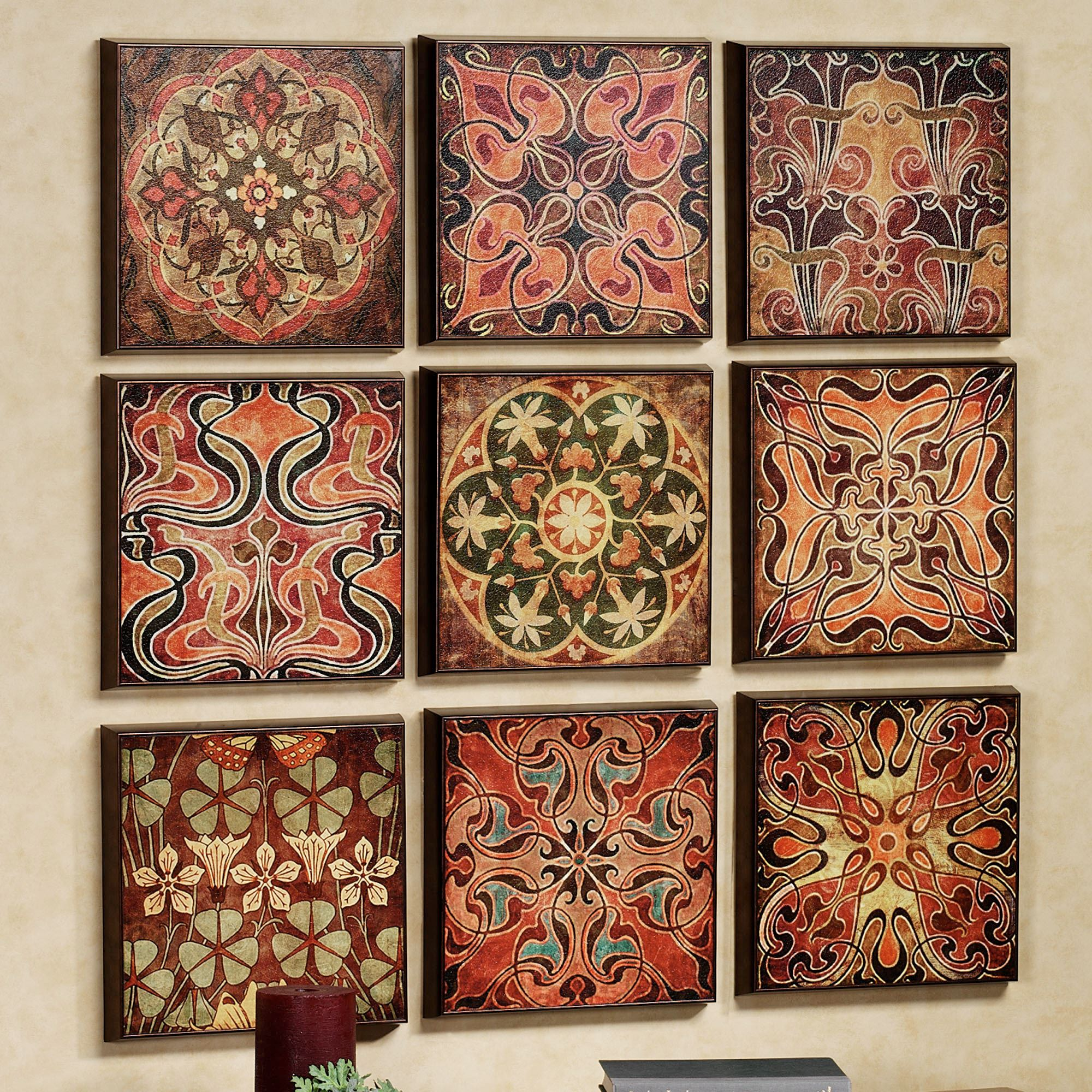 Tuscan Wall Panel Set