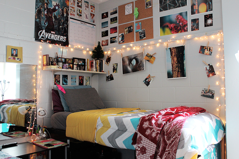 what are the best ways of creating cool dorm wall decor on the cheap
