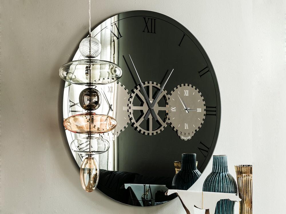 Times Mirror Clock