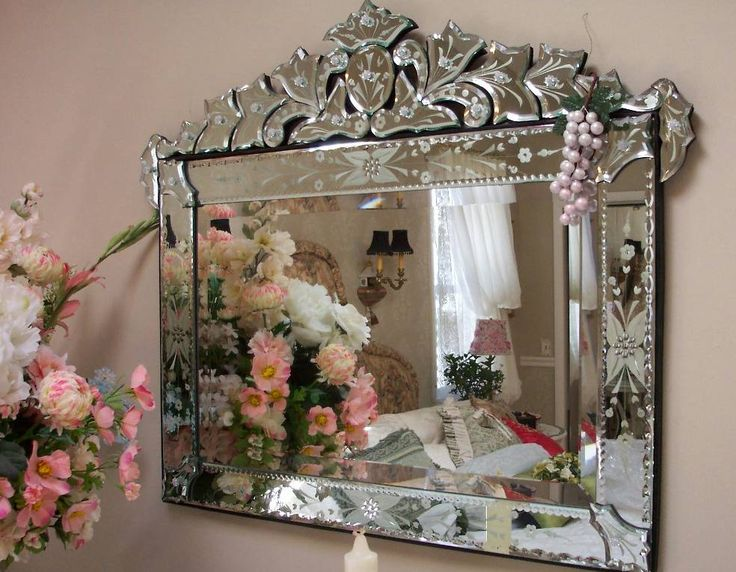 Luxurious Venetian Mirror