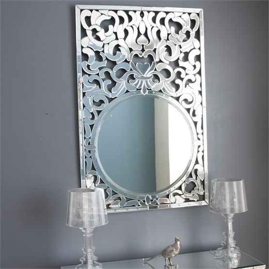 Contemporary Venetian Mirror