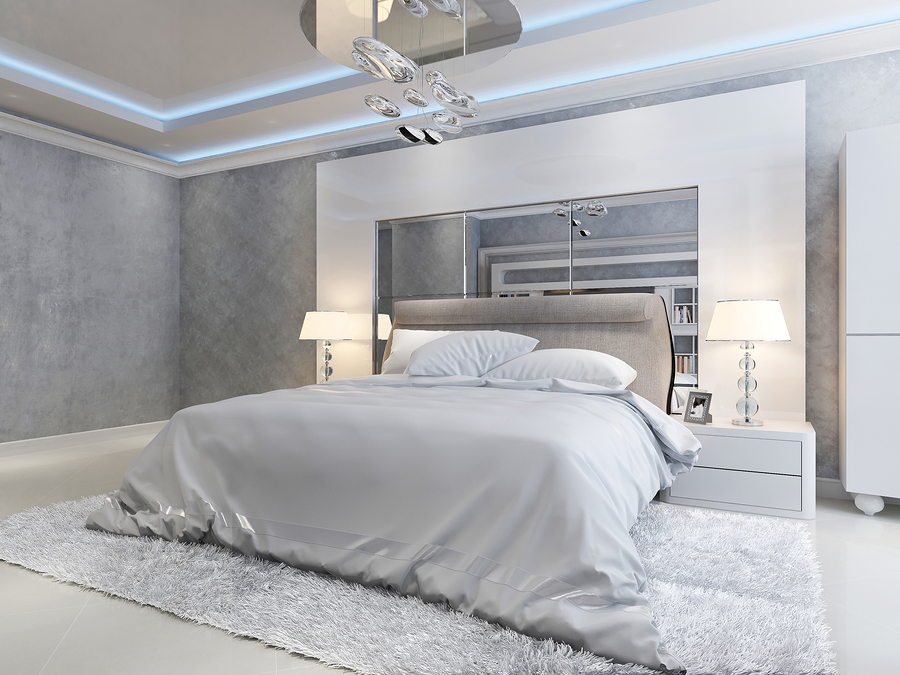 fascinating grey room bedroom inspiration | What Are the Best Bedroom Wall Decor Ideas for High-Tech ...