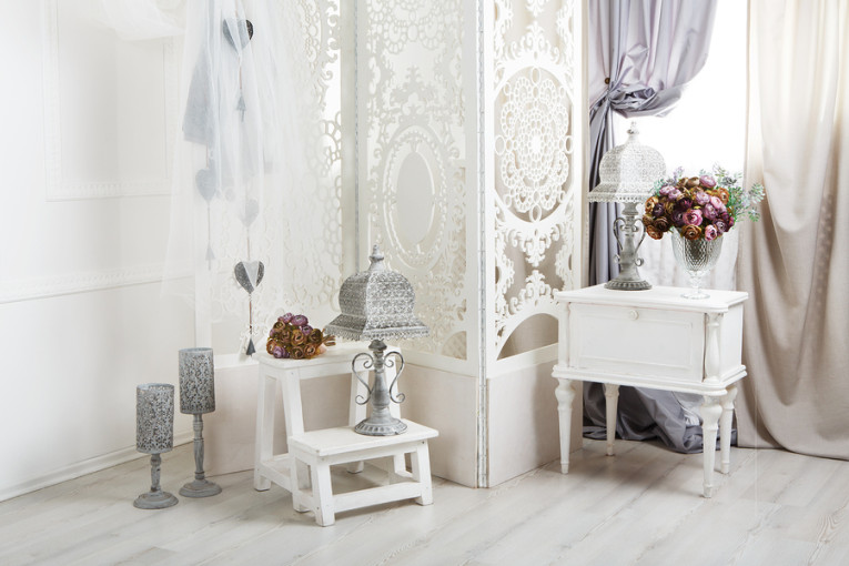 Shabby Chic Home Design