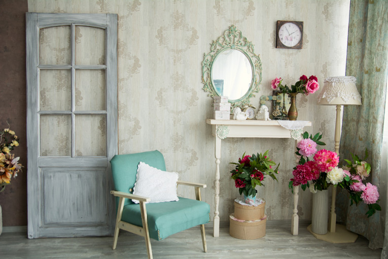 16 Ideas of Vintage Wall Decor, Which Will Add Incredible Charm to ...